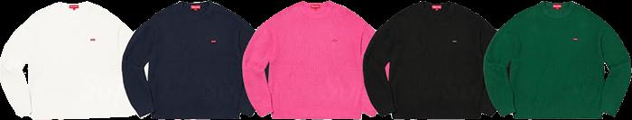 Supreme Lipstick - sweater bogo