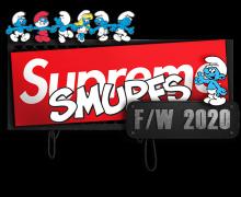 Supreme Smurfs fw20