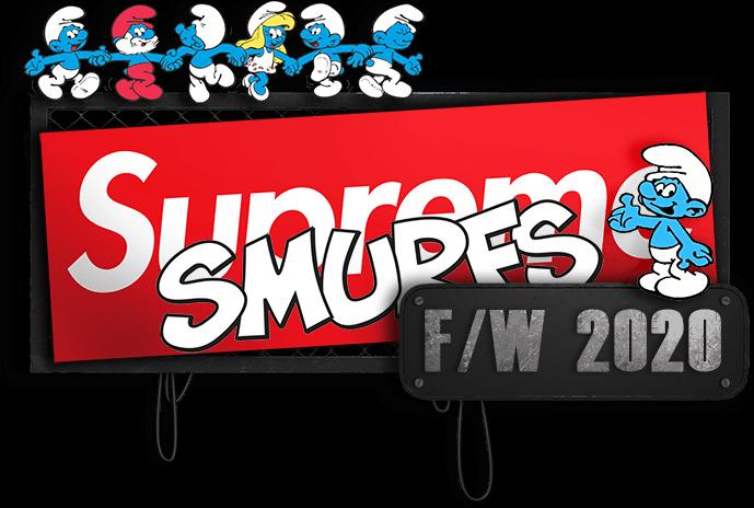Supreme Smurfs