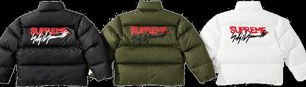 Supreme Yohji Yamamoto Down Jacket