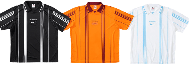 Supreme and Nike Jersey
