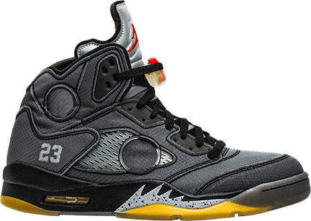 Best sneaker releases 2020 - OFF White air jordan 5