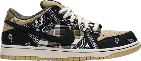 Best sneakers 2020 - Travis Scott nike sb dunk