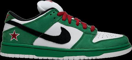 Jordan 1 lucky green - nike dunk heineken