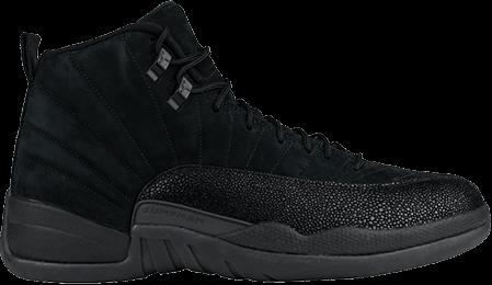 Jordan 12 concord - ovo black