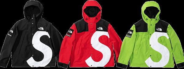 Supreme TNF jacket