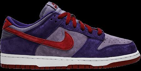 best sneaker releases 2020 - nike dunk plum
