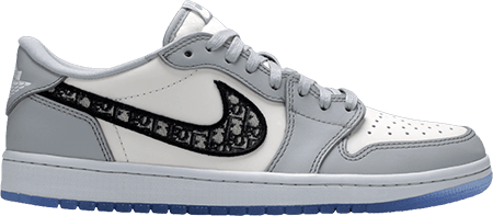 best sneakers 2020 - Dior Air Jordan 1 Low
