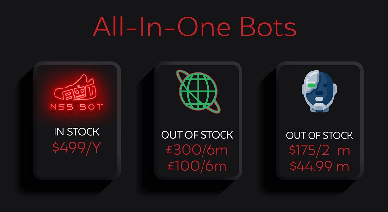 best supreme bot - all in one bots
