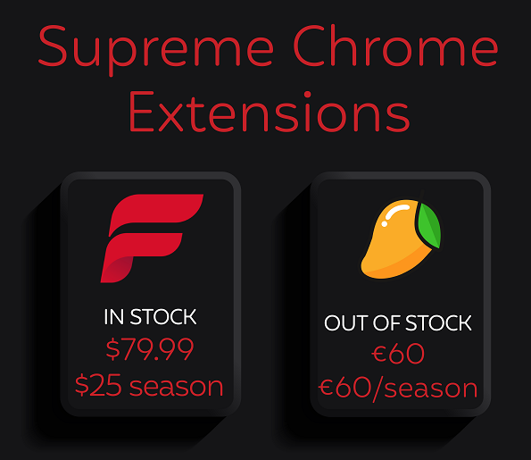 best supreme bot - cgrome extensions
