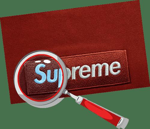 Fake Supreme Legit check Bogo