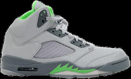 Jordan 5 What The - AJ5 Green Bean