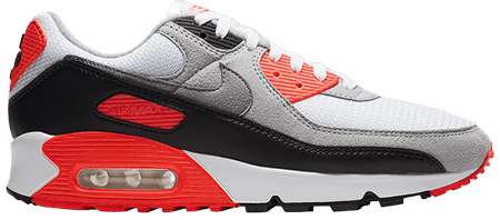 New Balance Collabs - Air Max 90 Infrared