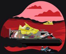 New Balance Collabs - New Balance Jaden Smith