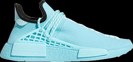 Pharrell Adidas NMD Hu Aqua