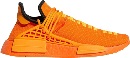 Pharrell Adidas NMD Hu Orange