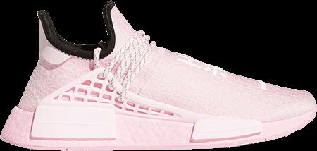 Pharrell Adidas NMD Hu Pink