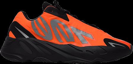 best yeezys 2020 - yeezy700 MNVN orange