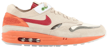 Best Sneakers 2021 - CLOT Air Max 1 Kiss of death