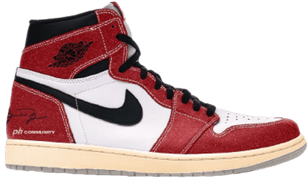 Best Sneakers 2021 - Jordan 1 Trophy Room