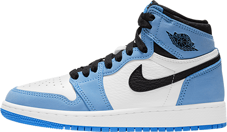 Best Sneakers 2021 - Jordan 1 Uni Blue