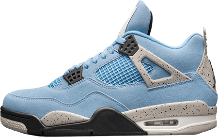 Best Sneakers 2021 - Jordan 4 Uni Blue