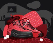 Jordan Flu Game Reverse 2020