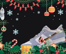 Sean Cliver dunks holiday special