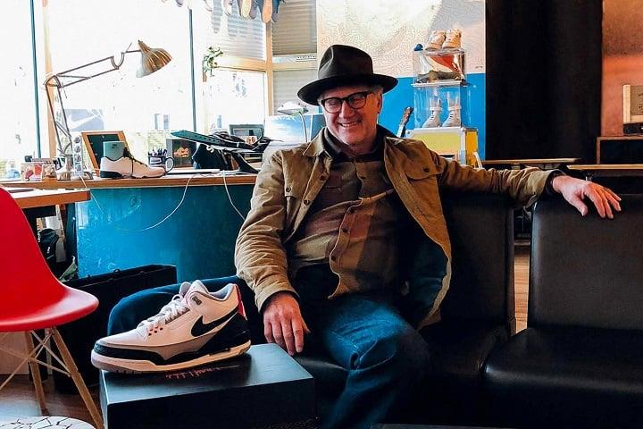 Sneaker Designers - Tinker Hatfield