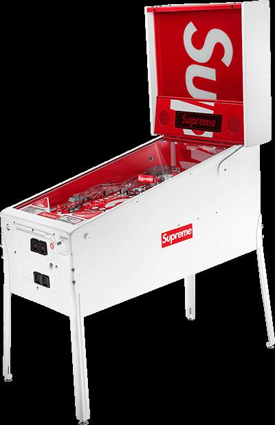 Supreme Arcade Machine Pinball
