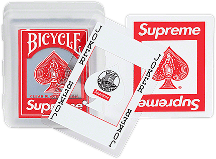 Supreme Arcade Machine - Playing Cards