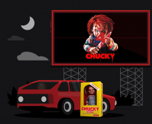 Supreme Chucky Doll Week 17