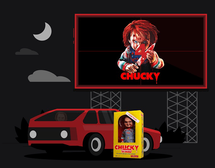 Supreme Chucky Doll Week 17