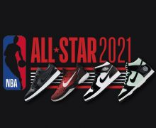 All-Star 2021 sneakers
