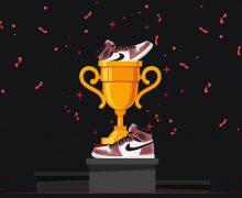 Jordan 1 Trophy Room