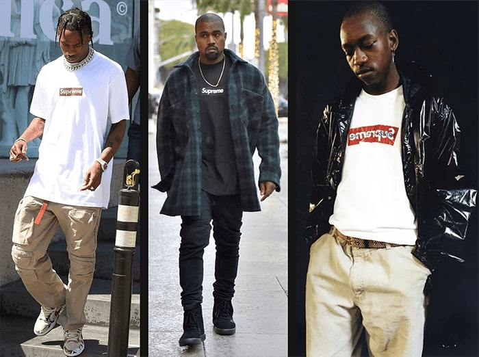 How to Style a Supreme Bogo Tee Men