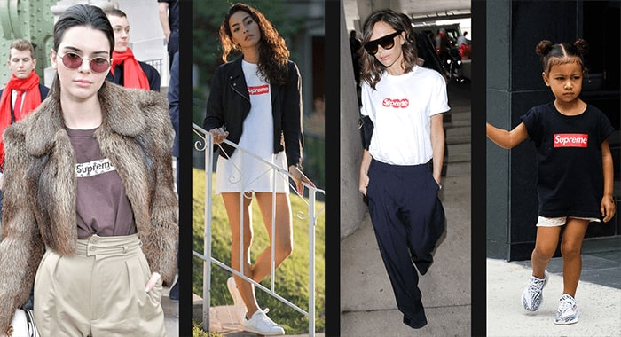 How to Style a Supreme Bogo Tee Women