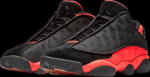 Jordan 13 Clot Infrared