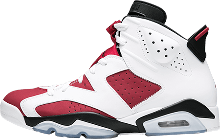 Jordan 6 Carmine 2021