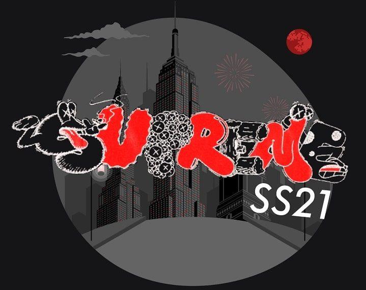 Supreme KAWS SS2021
