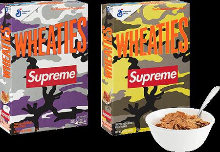 Supreme Wheaties