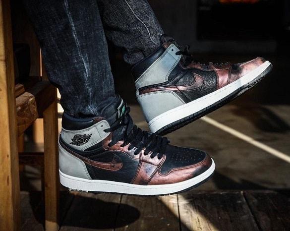 Jordan 1 Brown Release