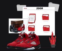 Jordan 5 Raging Bulls 2021