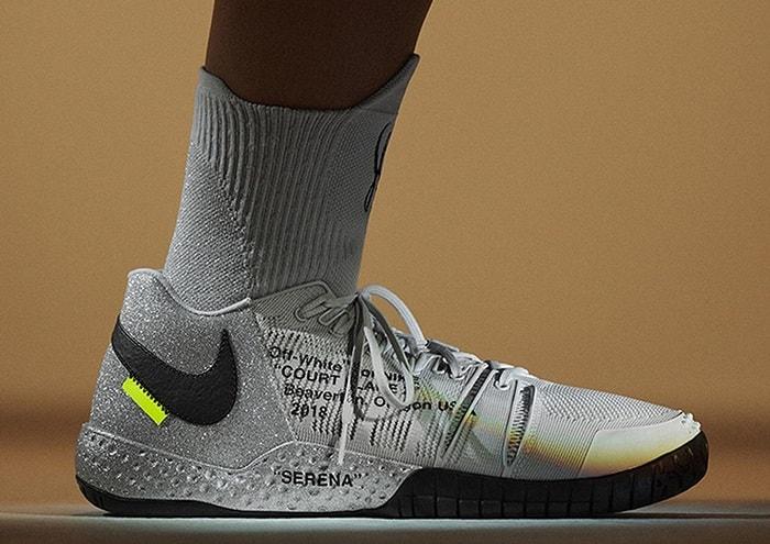 Nike Off White Sneakers Serena Williams PE