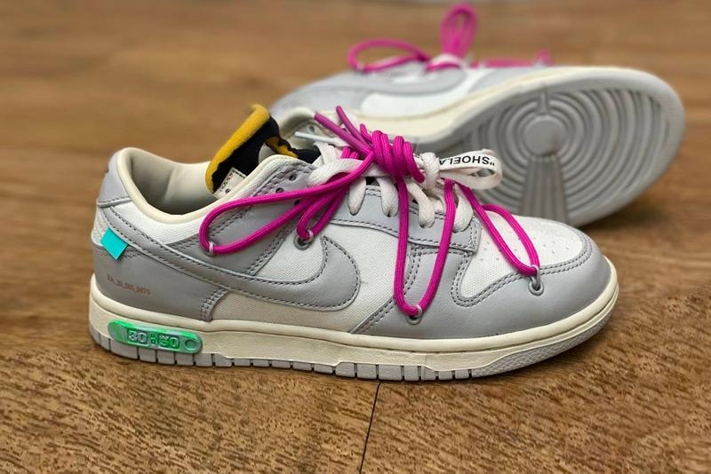 Nike Off White Sneakers - the 50