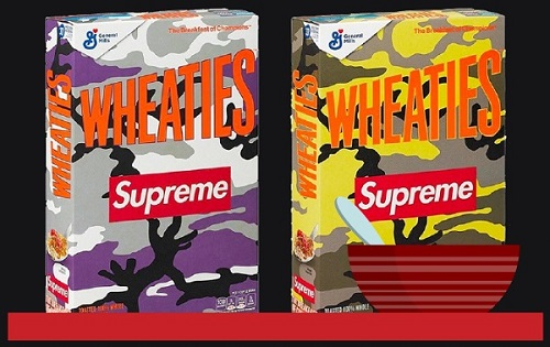 Supreme Wheaties