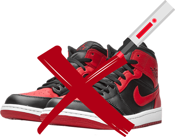 Jordan 1 Banned controversy