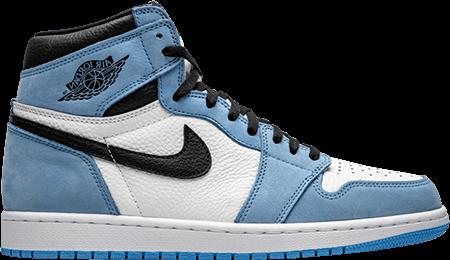 Jordan 1 University Blue Release
