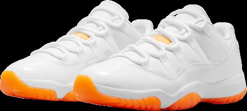 Jordan 11 Bright Citrus
