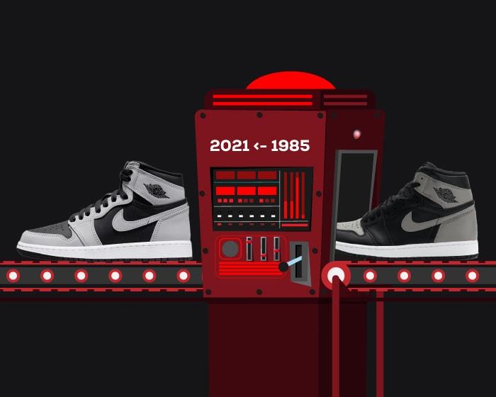 Jordan 1 Shadow 2021